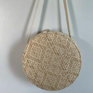 Boho purse, with magnet closure